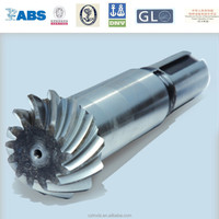 precision spiral bevel gears