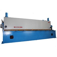 Hydraulic aluminum sheet angle cutter shearing machine allgator