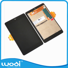 Wholessale Part lcd digitizer with frame for Asus nexus 7