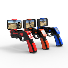 2017 Christmas Good Gift Electronic Toy Style Android And Ios Game Player Abs Plastic Toy Gun For Kids And Adults Toys