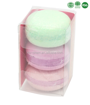 factory of bath bombs /sold in EU market