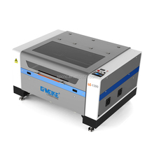 Jinan CO2 Laser Cutting Machine for Acrylic Wood MDF