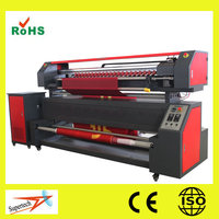 Automatic Flag Digital Flex Banner Printing Machine