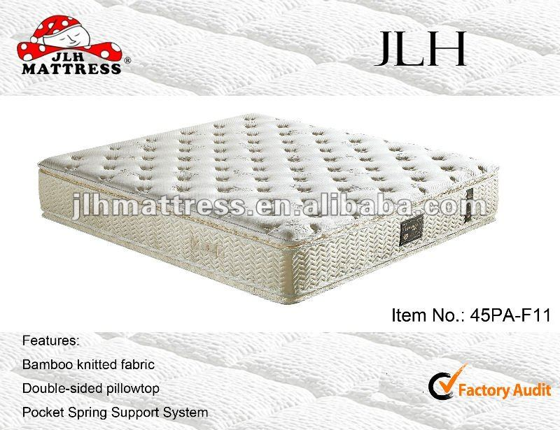 2014 baby cot bed mattress latex spring mattress 45PA-F11