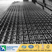 Easily Assembled lowest price factory electric galvanized welded wire mesh panel