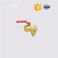 New technology brass filter valve