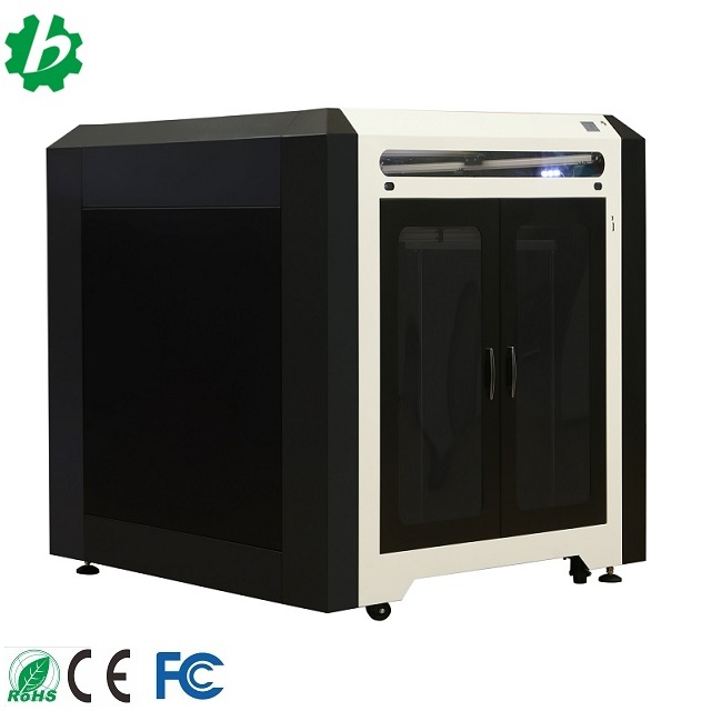 2018 new design high quality 3d printer for OEM multifuntion abs/pla big model printing