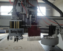 multi-fonction cnc router woodworking machinery with SAW