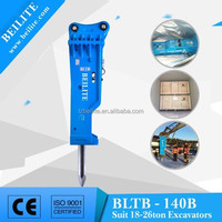 BLTB140 Hydraulic Breaker Suitable For 18