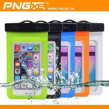 PNGXE Wholesale mobile phone accessories Supplier universal mobile waterproof cell phone bag with Strap for most of phones