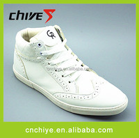 high quality men casual shoes men formal shoes white