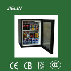 32L reversible door LED light noiseless absorption refrigerator