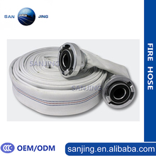 Rubber Fire Hose 1.5 Inch With Storz Type Coupling
