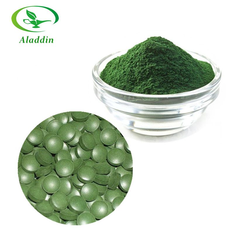 100% Pure Natural Organic Powder Spirulina Extract Phycocyanin for Health Food