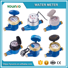 Younio Multi Jet Liquid Sealed water meters for sale