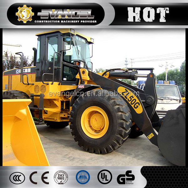 Earthmoving Machinery Mini Wheel Loader for sale XCMG ZL50G Price