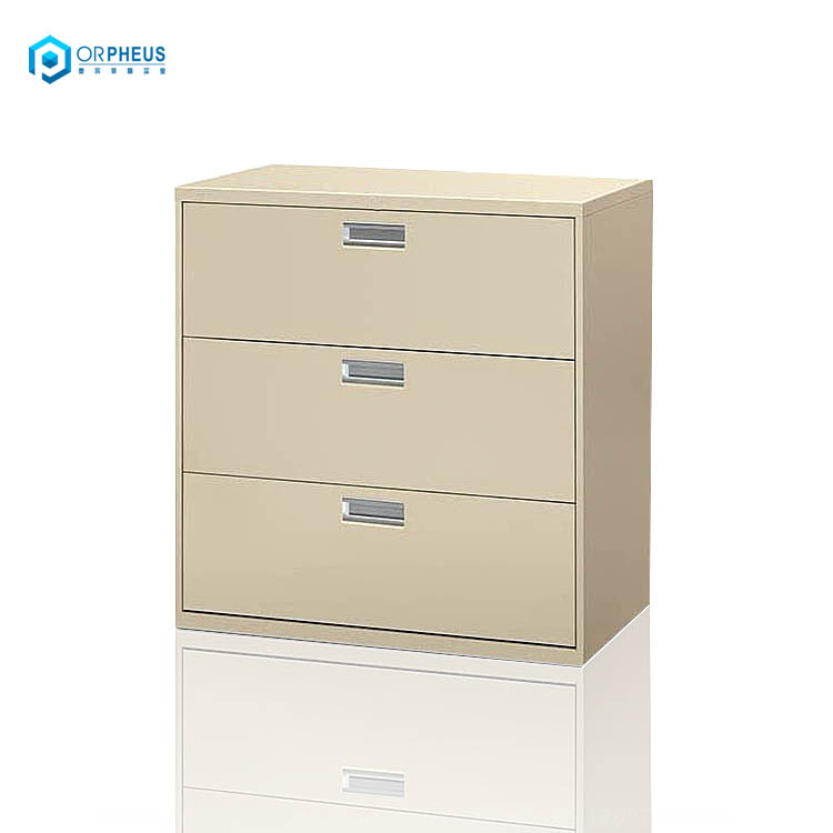 Germany 4 Schubladenschrank Metal Office Furniture Lateral 3 drawer file cabinet For F4 Archive