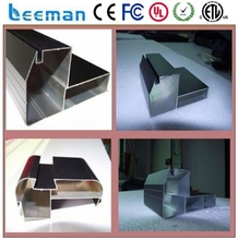Leeman die-casting aluminum cabinet display cheap led sign china supplier p10 led module red