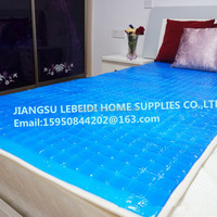 Gel memory foam mattress
