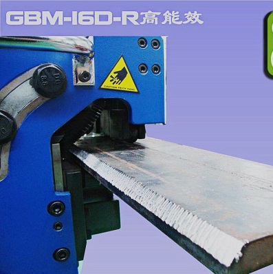 28mm steel Plate end face bevelling machine