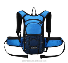 Insulated Hydration Backpack with Bladder 2L BPA FREE For Running, Hiking, Cycling, Camping