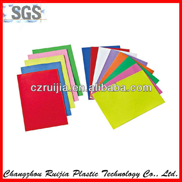 hot sale eva rubber sheets for shoes