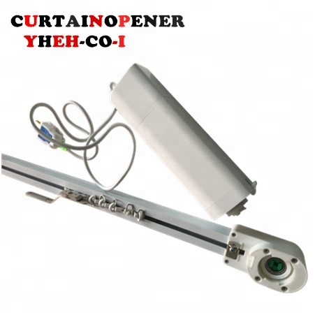 433MHZ High Quality automatic office electric curtain rail motor