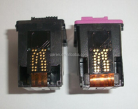 for HP Ink Cartridge 60/300/121/818/675 auto chip reset to full level ink cartridge for hp 650