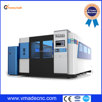 Desktop Vmade Stable Yag yag 500w 1325 fiber metal laser cutting machine