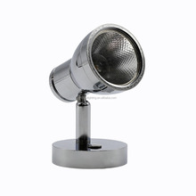All aluminum high quality RV indoor reading spotlight for car, 12 ~ 30V