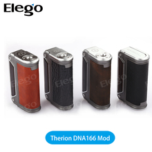 2016 Elego Lost Vape Therion DNA 166 TC Mod DNA166 Upgraded from Therion DNA75 vs therion dna 200