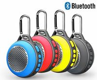 Out-door sports hang portable bluetooth speaker with TF Card