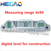 High precision construction digital level meter