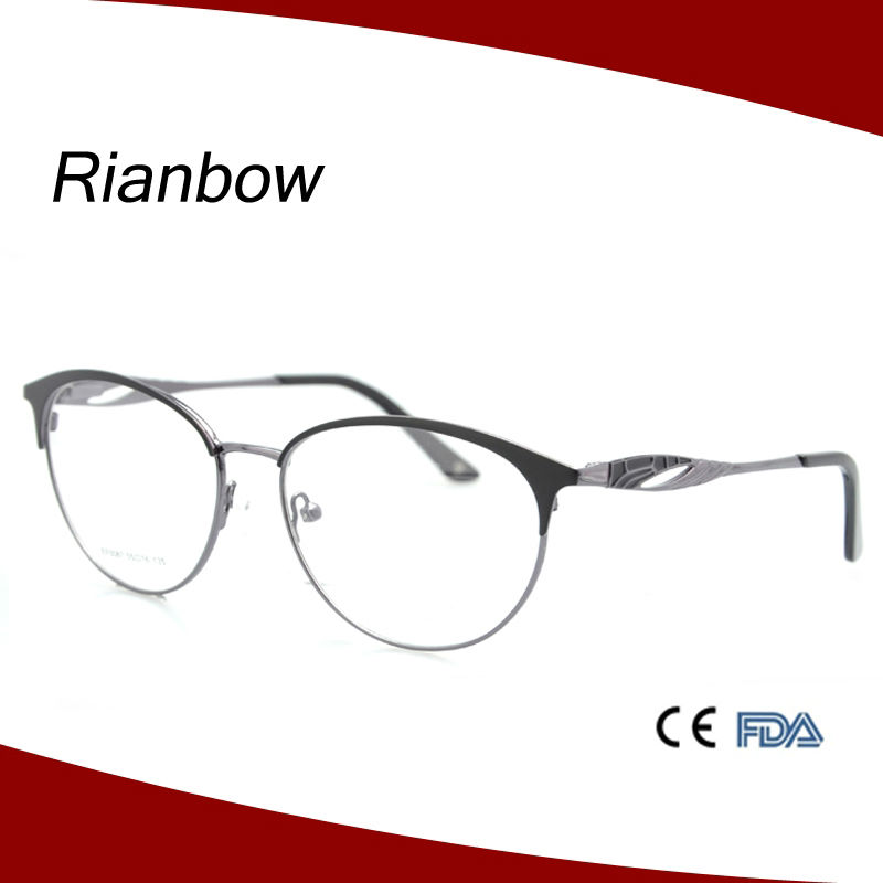Discount 2014 thin hot sale beautiful eyewear frame/eyeglasses