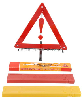 High visibility warning Triangle popular one