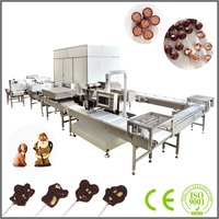 SMC-I/II/III Multi-function Stereo Decorating Chocolate Filling Machine
