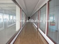 ROCKY 6mm Living Room Tempered Glass Partition