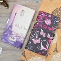 For Doogee DG580 Case,2016 New Arrival High Quality 25 Patterns Wallet Flip PU Leather Case Cover For DOOGEE KISSME DG580 Sheer