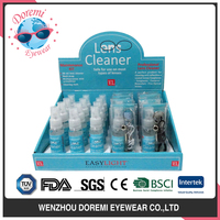 Professional Customized Spectacle Lens Cleaner Spray