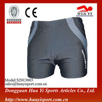 Hot Sale Men's Swimming Pants Swimwear with Custom Print OEM Men's Swimming trunks