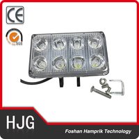 Factory direct 24W led driving lights offroad led work light