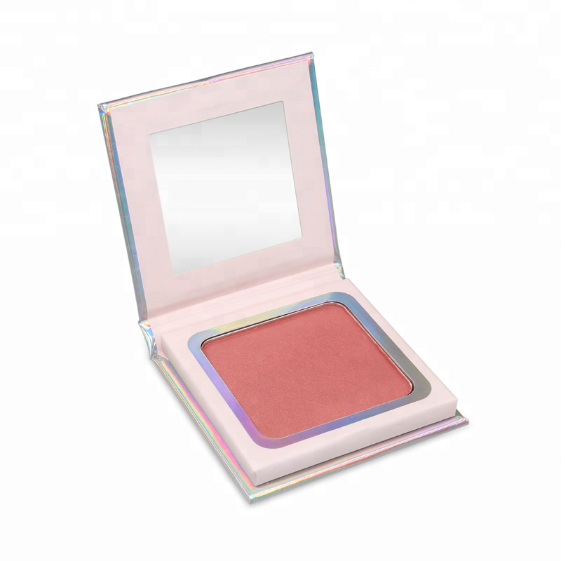 new 2018 high quality <strong>face</strong> makeup single blush palette private label