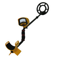 Security handle iron ore underground metal detector