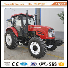 Cheaper 120HP 4WD SL1204 New Farming Tractor with CE Certification from China Supplier for Sale