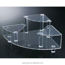 centerpiece acrylic gift display stand