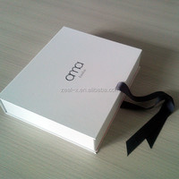 White Cardboard Folding Boxes For Baby