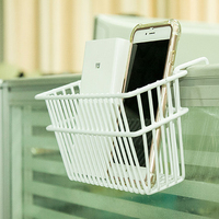 high quality phone basket holder small hanging tools storage holder racks