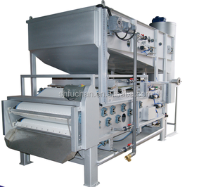FTB3-2000 belt filter press for sludge dewatering machine of sewage treatment
