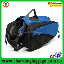 New fashion dog saddle bags/dog backpack