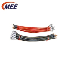 Custom 2 Gauge Car Battery Heavy Duty Jumper Cable Wire